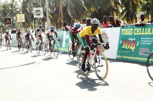 Article : Cyclisme togolais, l'histoire d'un orphelin