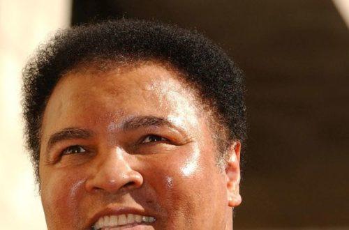 Article : Ali est mort, vive Ali !
